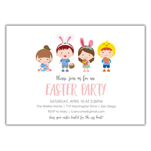 Easter Invitation