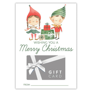 Christmas Elf Card Holder