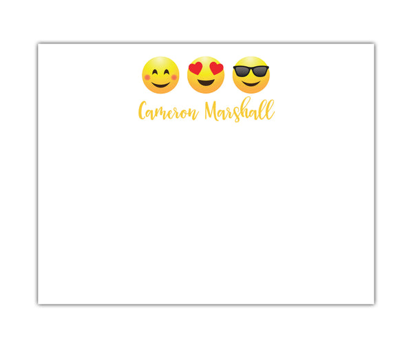 Emoji Stationery