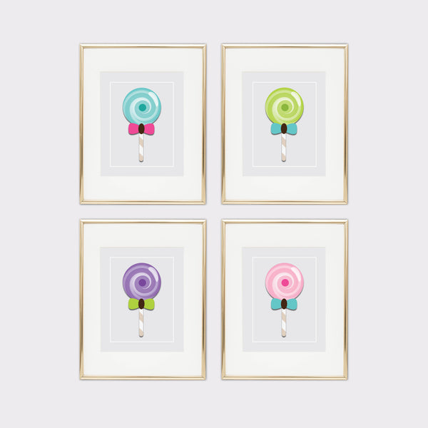 Lollipop Printables