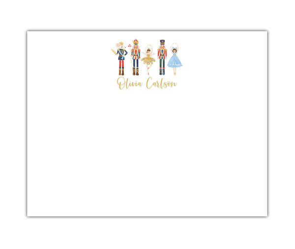 Nutcracker Stationery