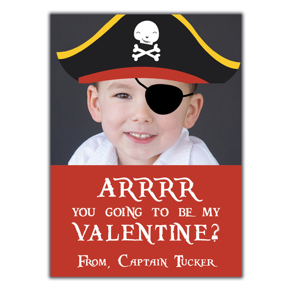 Pirate Valentine