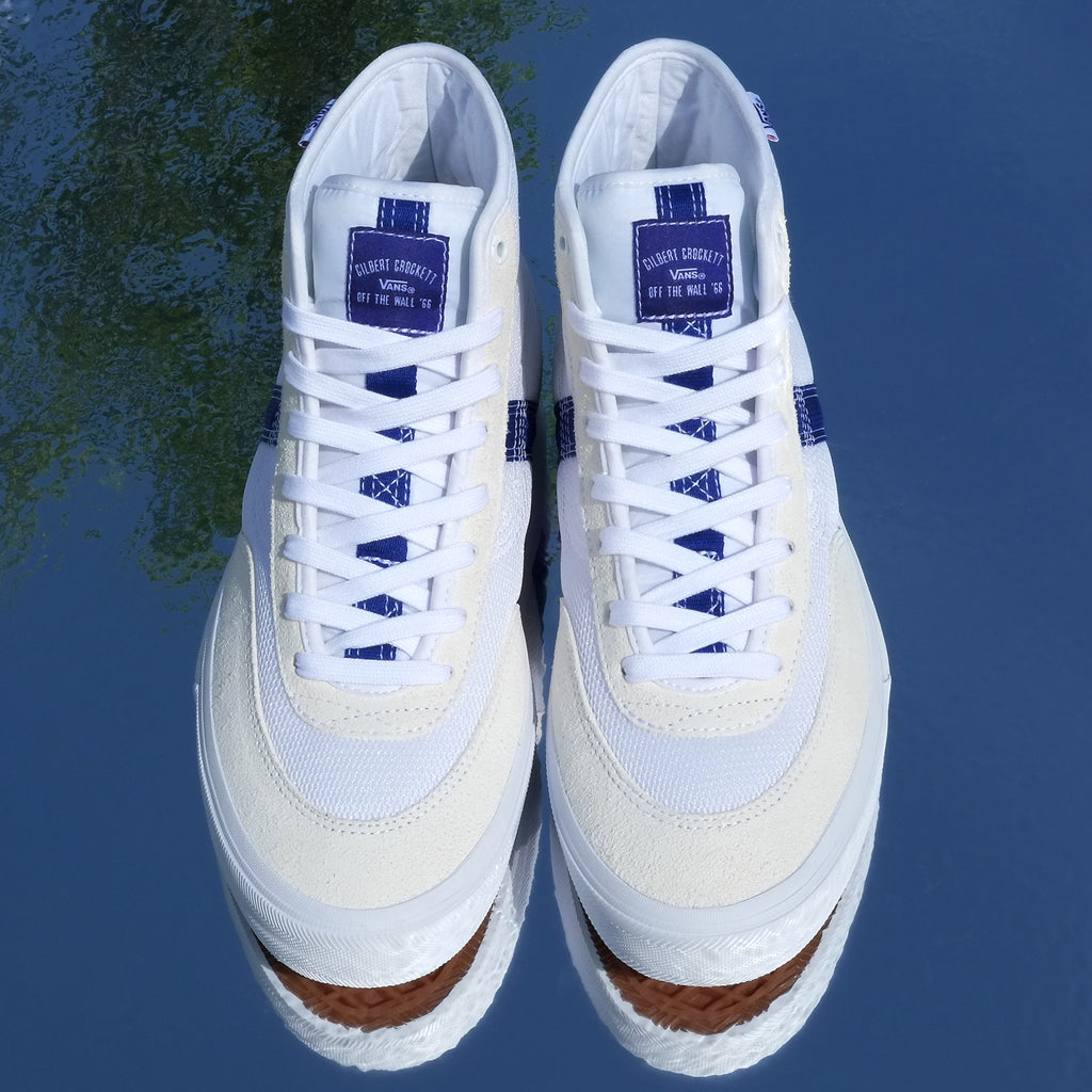 Vans Crocket High Pro LTD [True White]