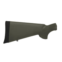Hogue Mossberg 500 Overmolded Stock Olive Drab Green - 05210