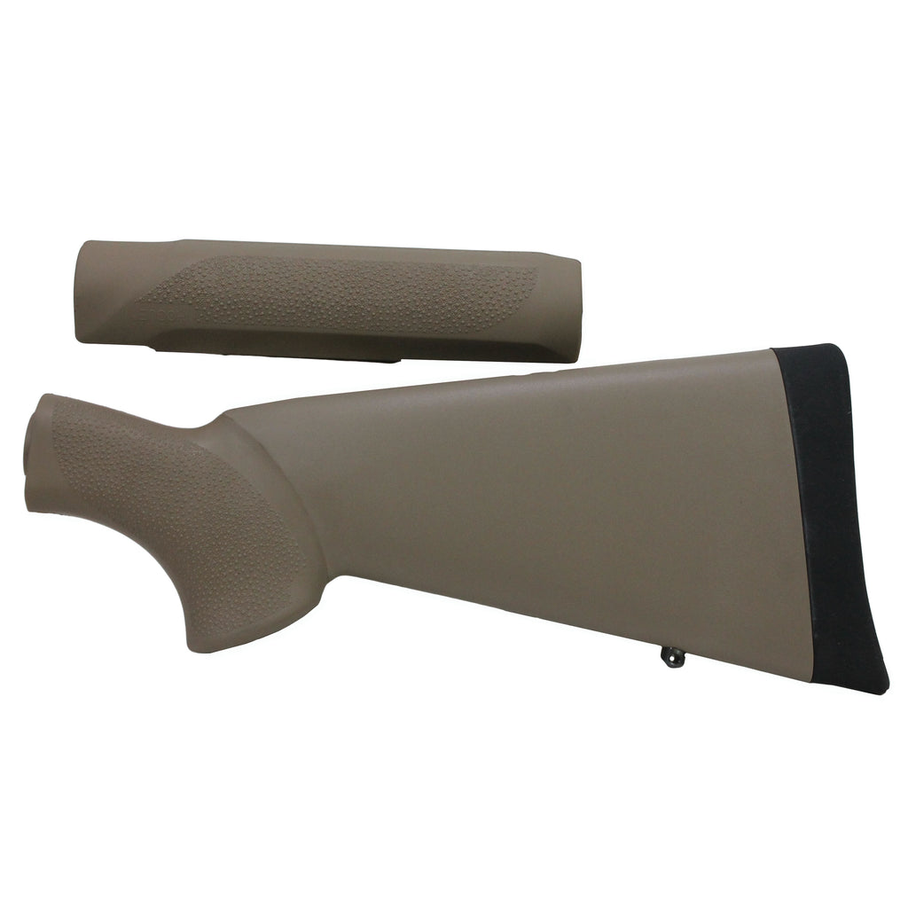 Hogue Mossberg 500 20 Gauge OM Stock with Forend Flat Dark Earth