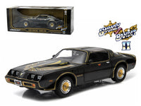 1980 Pontiac Trans Am Turbo 4.9L Smokey And The Bandit II 1:18 Model