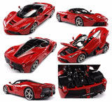 Ferrari LaFerrari F70 Red 1:18 Diecast Model - Bburago Signature Series - 16901RD