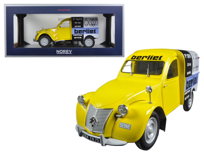 1956 Citroen 2CV Fourgonnette 1:18 Diecast Model