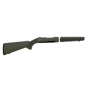 Hogue 10/22 Overmolded Stock Takedown, .920 Barrel, Olive Drab Green