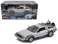 Delorean from movie Back To The Future II Flying Version 1:24 Model