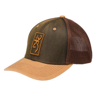 Browning Hat Hudson Ball Cap - Loden - 308285841