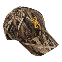 Browning Rimfire Cap - Mossy Oak Shadow Grass Blades Hat - 308379251