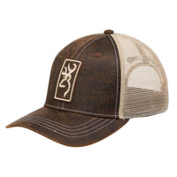 Browning Ball Cap - Saltwood Brown - 308717881