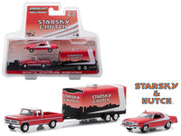 1972 Ford F-100 and 1976 Gran Torino Starsky and Hutch 1:64 Models