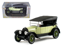 1919 Cadillac Type 57 Soft Top Lime 1:32 Diecast Model