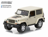 2012 Jeep Wrangler Mojave 1:64 All Terrain Series 4 Model