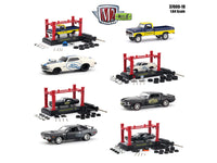 Model Kit Release 19 Four Piece Set of 1:64 Diecast Models