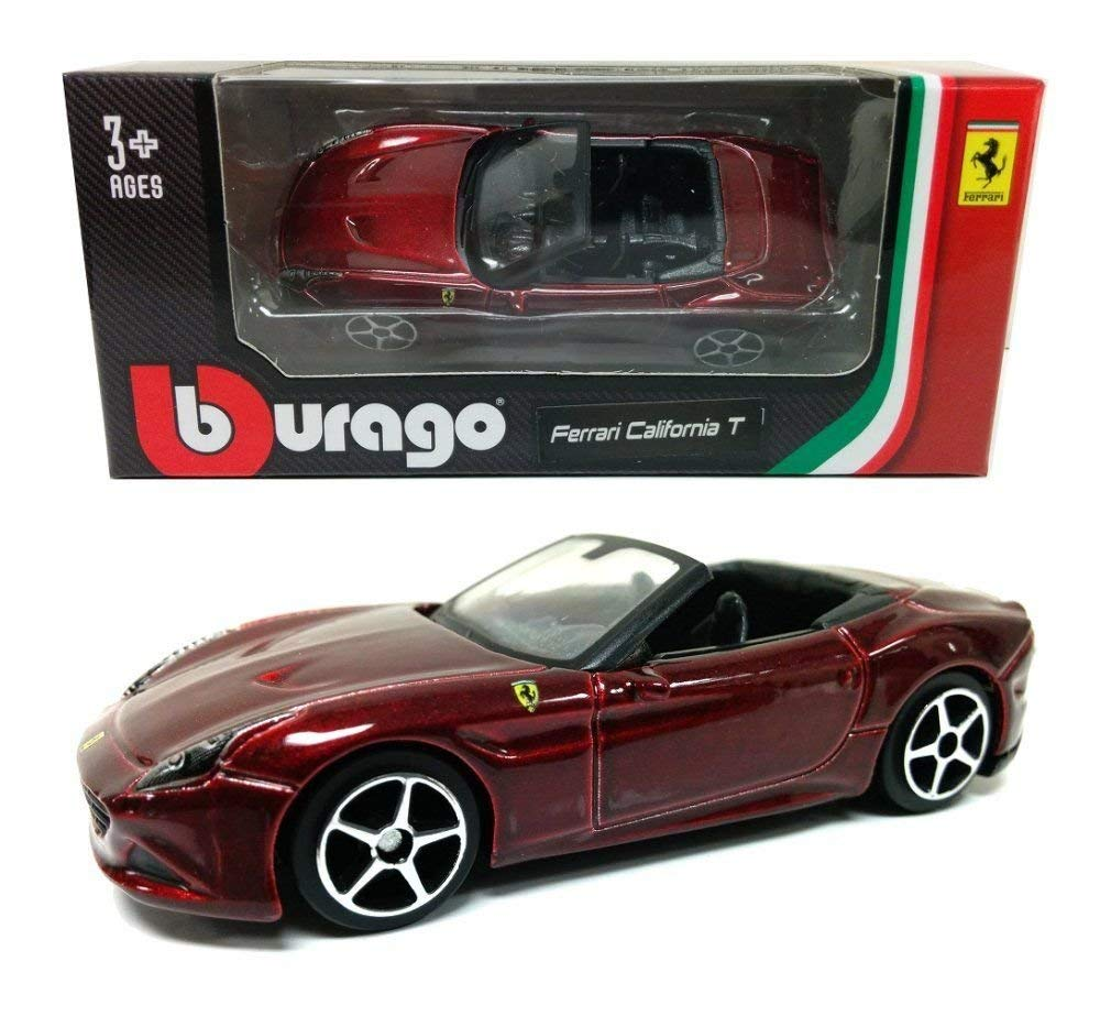 Ferrari California T Bburago 1:64 Diecast Model