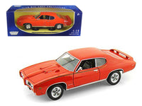 1969 Pontiac GTO Judge Orange 1:18 Model