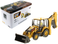 Caterpillar CAT 432F2 Backhoe Loader 1:50 Model - Diecast Masters - 85249