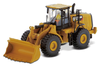 Caterpillar CAT 966M Wheel Loader 1:87 HO Scale Model - Diecast Masters - 85948