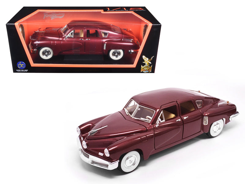 1948 Tucker Torpedo 1:18 Burgundy Model
