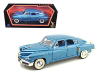 1948 Tucker Torpedo Blue 1:18 Model