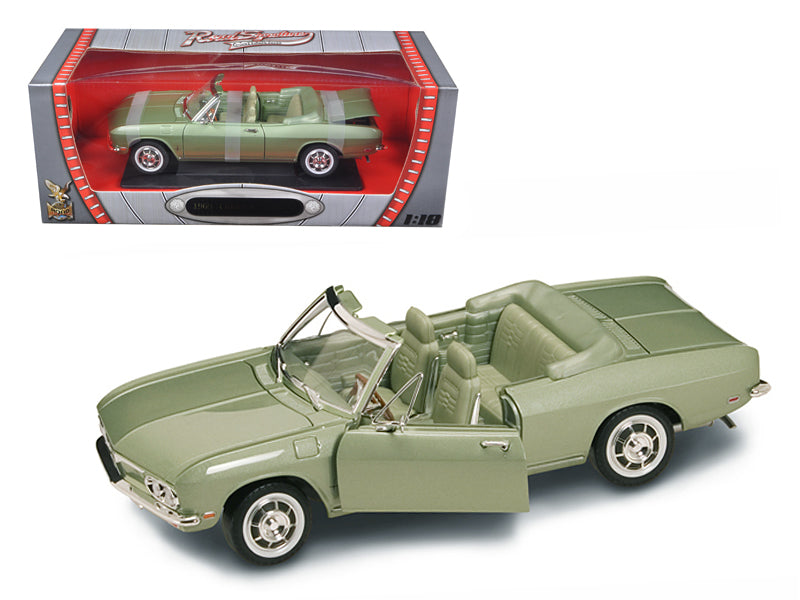 1969 Chevrolet Corvair Monza Green 1:18 Diecast Model