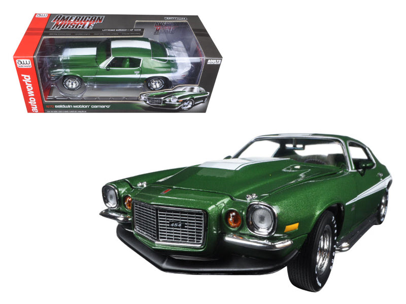 1970 1/2 Phase III 454 Chevrolet Camaro Bladwin Motion 1:18 Model