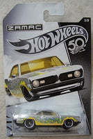 1968 Plymouth Barracuda Formula S 3/8 50TH ANNIVERSARY 1:64 Scale Diecast - Hot Wheels - FRN23-999A