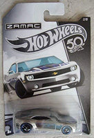 Chevy Camaro Zamac Concept 2/8 50TH ANNIVERSARY 1:64 Scale Diecast - Hot Wheels - FRN23-999A