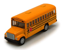 Boston City School Bus - Kinsmart 5