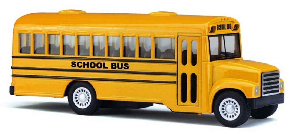 "School Bus Yellow 5"" Diecast Model"