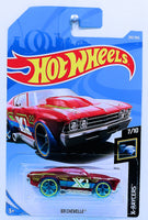 69 Chevelle #280/365 X-Raycers 7/10 Red 1:64 Diecast Model
