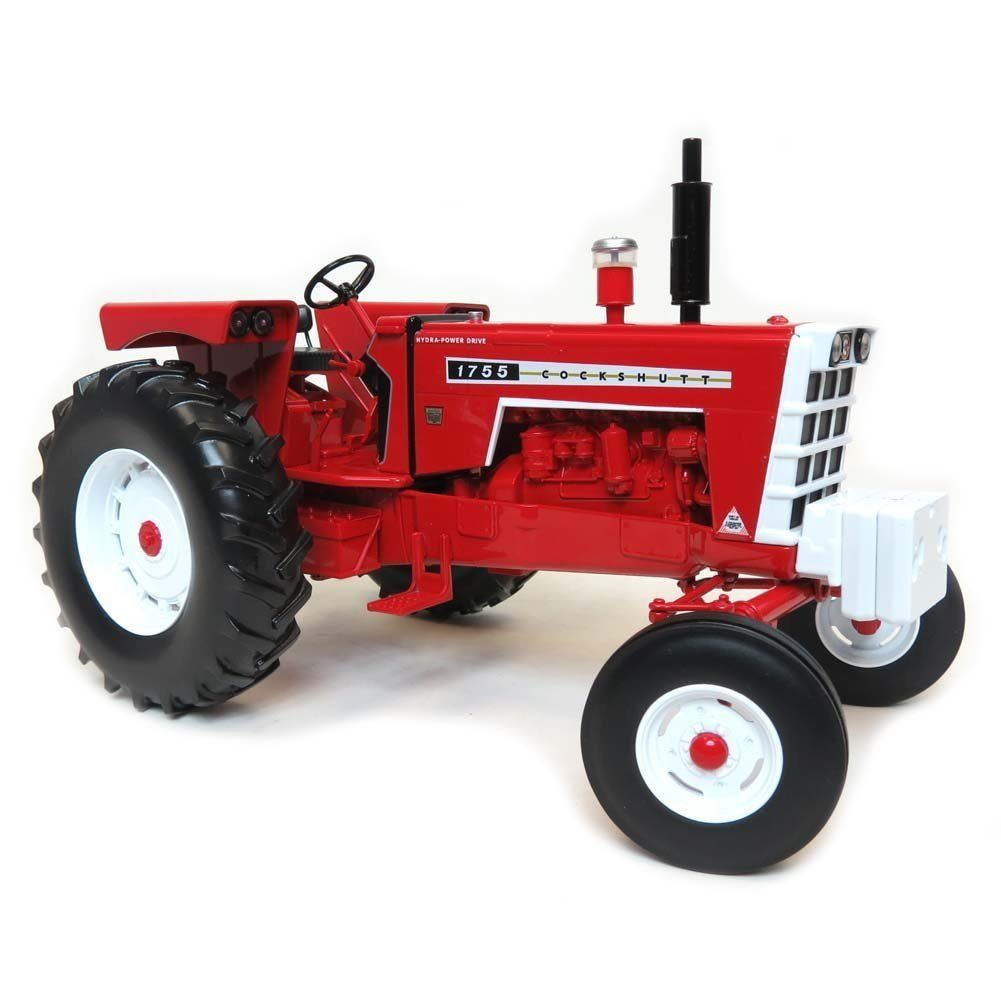 Cockshutt 1755 Wheatland Tractor Red 1:16 Diecast Model - SpecCast