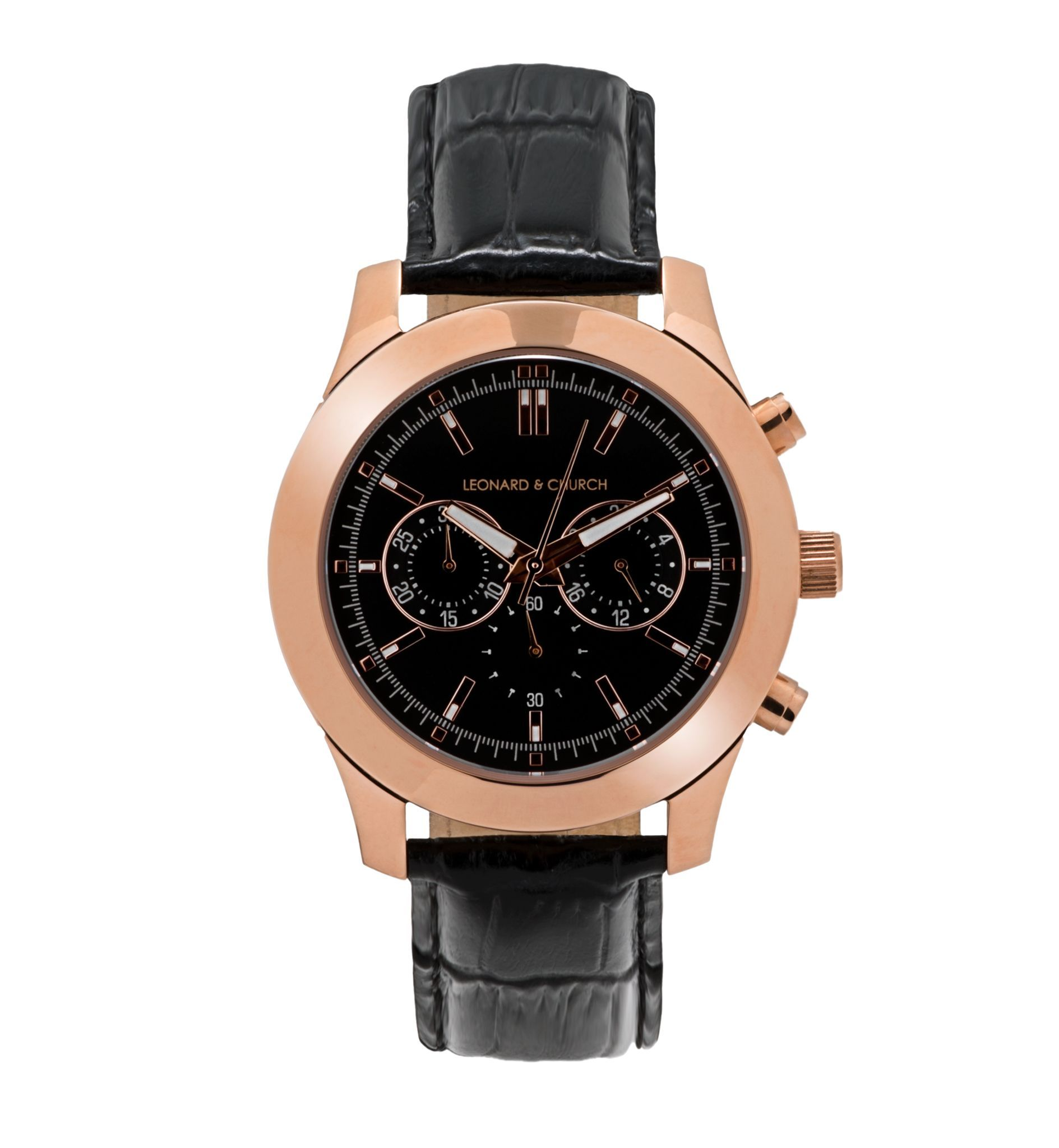 Astor - Astor Black / Rose Gold / Black