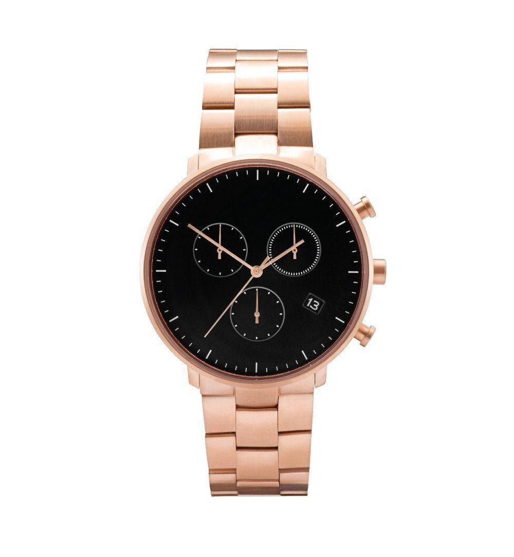 Bleeker - Bleeker Rose Gold / Black