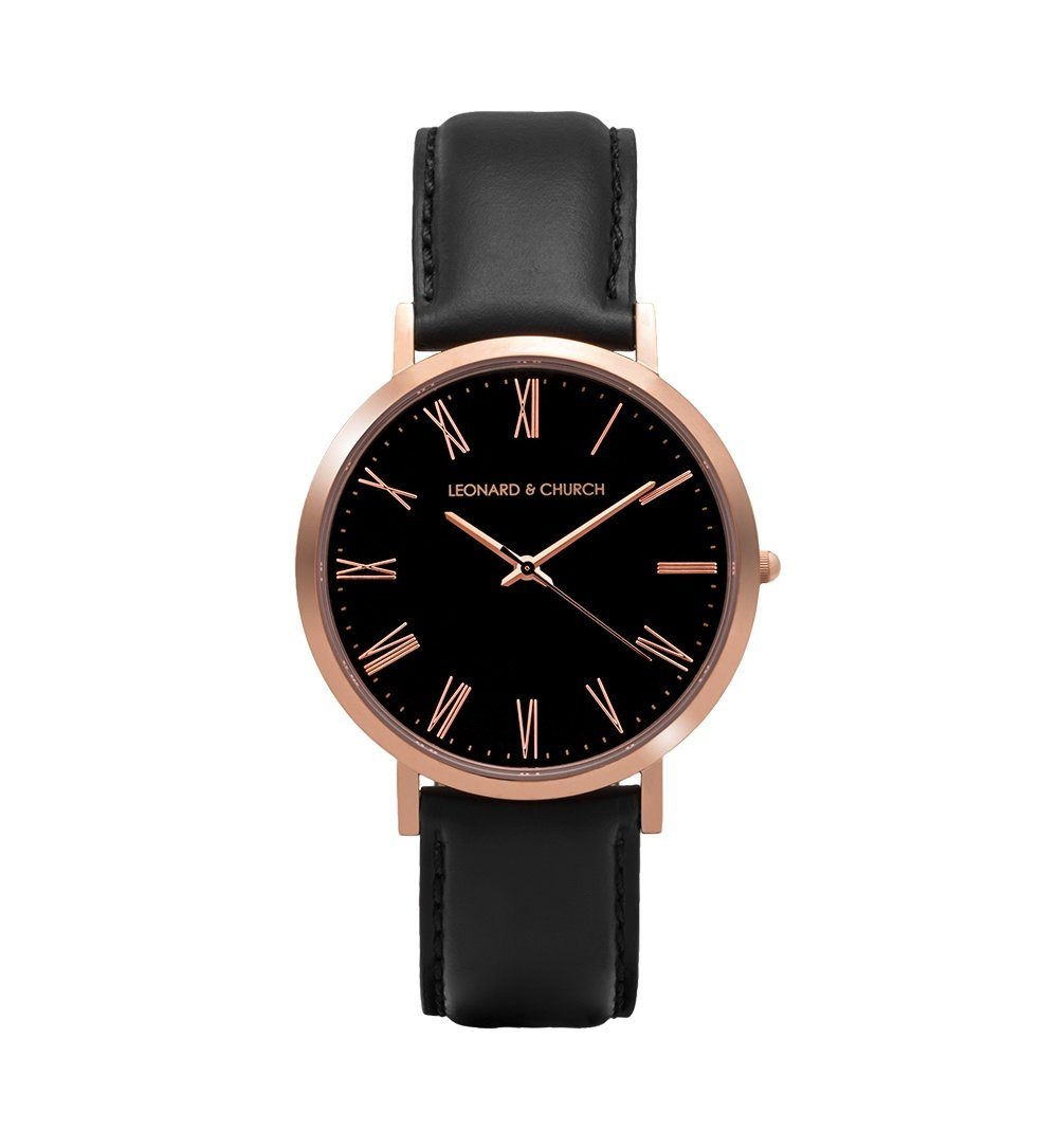 Crosby - Crosby Black / Rose Gold / Black