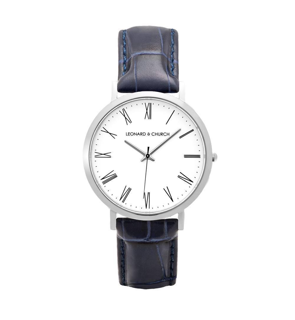 Crosby - Crosby Midnight Blue / Silver