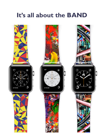 Rise Sport Art & Design Band for Apple Watch
