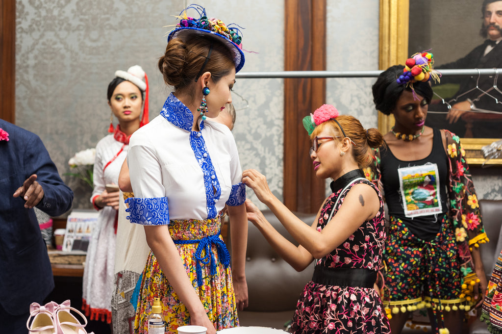 Asian Designer Brings Spirit Of A Culture To New York Fashion Risead