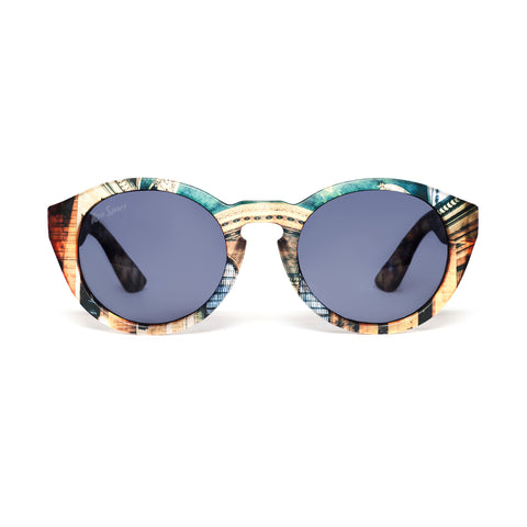 Rise Sport Art & Design_Mike Lindwasser Grand Central RAD Keyhole Sunglasses