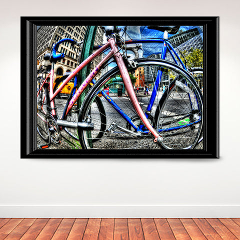 MLP Astor Bicycle Photography Art
