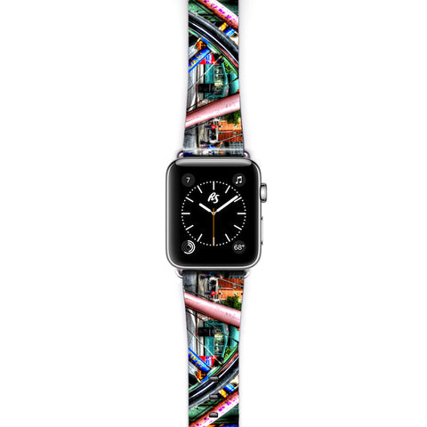 Rise Art Design MLP Astor Bicycle Band for Apple Watch