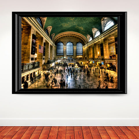 MLP Grand Central Photo Art