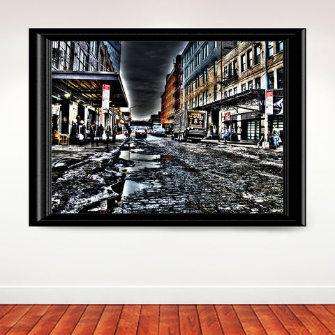 MLP Meatpacking Puddles Photography Art