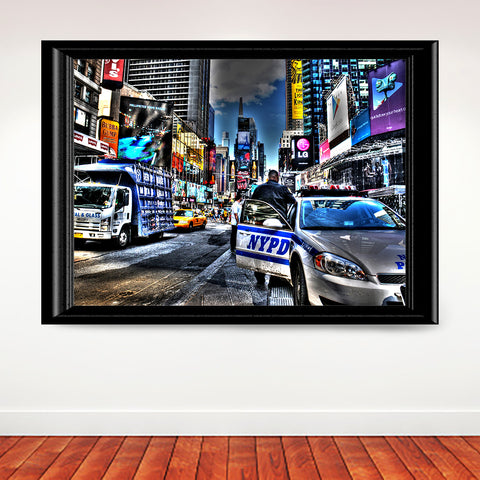 MLP Times Square Photo Art