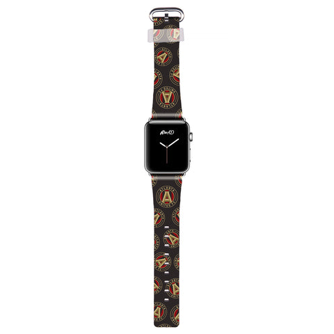 Rise Sport MLS Atlanta United FC Apple Watch Band