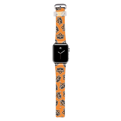 Rise Sport MLS Houston Dynamo Band for Apple Watch
