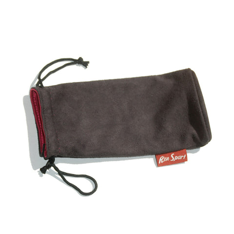 Rise Sport Custom Suede Pouch Microfiber Lining